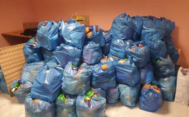 Περισσότεροι από 3.000 άνθρωποι ακραίας φτώχειας επωφελούνται του Ταμείου Ευρωπαϊκής Βοήθειας προς τους Απόρους στο Δήμο Μεγαρέων