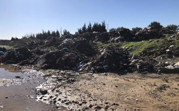 Κλ. Βαρελάς: Καταγγελίες αγροτών για ανεξέλεγκτη εναπόθεση απορριμμάτων προς τον Αντιπεριφερειάρχη