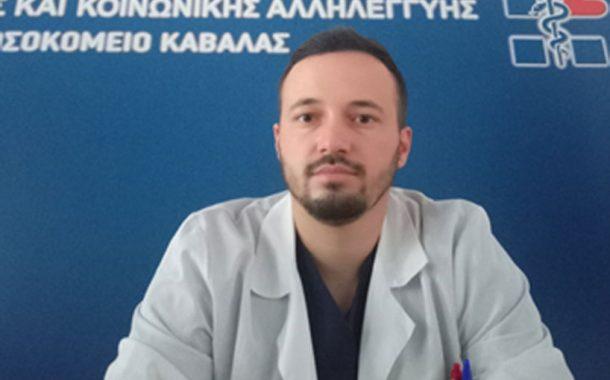 Εθελοντής γιατρός στην πρώτη γραμμή κατά του COVID19 ο συμπολίτης μας Χρήστος Κούρεκ
