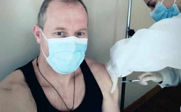 Εμβολιάσθηκε κατά του COVID-19 o ορθοπεδικός Μιχάλης Δαγιακίδης