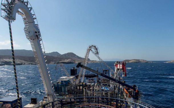 Οι Κυκλάδες στην «πρίζα»: Ολοκληρώνεται το μεγάλο έργο της διασύνδεσης των Κυκλάδων με το Ηπειρωτικό Ηλεκτρικό δίκτυο Υψηλής Τάσης